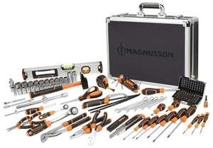 Malette à outils Magnusson - 119 pièces