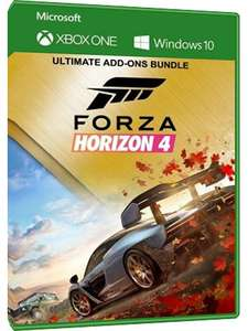 DLC Bundle Forza horizon 4 Édition Ultimate sur Xbox One et Windows 10 (Dématérialisé)