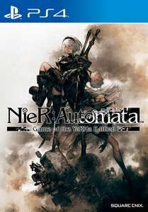 NieR:Automata Game of the YoRHa Edition sur PS4