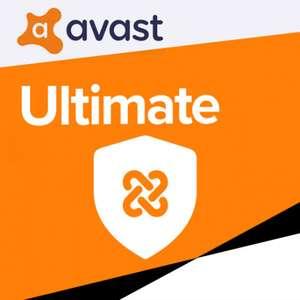 Abonnement de 3 mois gratuit à la suite antivirus Avast Ultimate sur PC - sans engagement (dématérialisé)