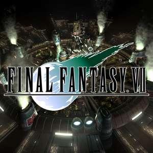 Sélection de jeux Final Fantasy en Promotion sur Nintendo Switch - Ex: Final Fantasy 7 (Dématérialisé)