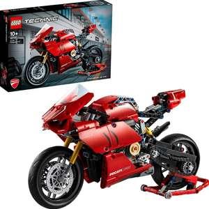 Jeu de construction Lego Technic (42107) - Ducati Panigale V4 R