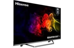 "TV 65"" Hisense 65U7QF - QLED, 4K UHD, HDR 10+, Dolby Vision & Atmos, Smart TV (Via ODR de 150€)"