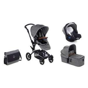 Poussette Jane Trio Epic +siège-auto Ikoos (I-Size) + Nacelle Micro BB