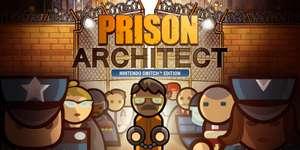 Jeu Prison Architect sur Nintendo Switch (Dématérialisé)