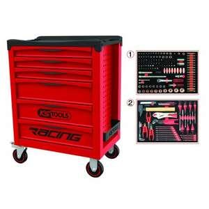 Servante 6 tiroirs 855.6184 - avec 184 outils KS Tools