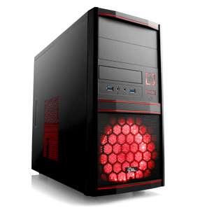 PC fixe Power Flash - Ryzen 5 4650G (6x3,7Ghz), 480Go SSD, RAM 16 Go (3000mhz), Radeon Vega 7, Asus A520 (560€ avec un Ryzen 7 4750G)