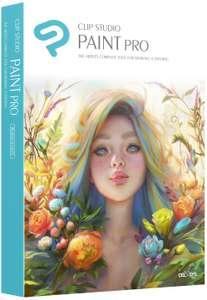 Logiciel Clip Studio Paint Pro à 21€ ou Ex à 93€ sur PC (dématérialisé) - ClipStudio.net