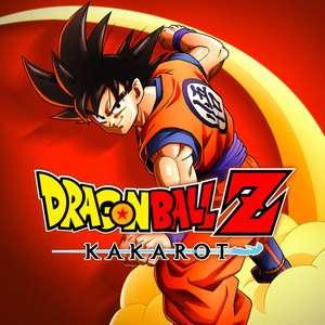 Sélection de jeux PC en promotion - Ex : Dragon Ball Z Kakarot à 20.4€ ou Dragon Ball FighterZ à 7.65€ (Dématérialisés - Steam)