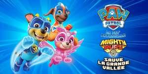 Sélection de produits en promotion - Ex : Jeu La Pat' Patrouille: Mighty Pups Sauve La Grande Vallée sur Nintendo Switch (Dématérialisé)