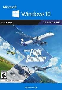 Jeu Flight Simulator 2020 pour Windows 10 (Dématérialisé) [Avec le code ENEBA4]