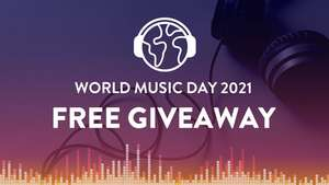 Pack banque de sons World Music Day 2021 (Dématérialisé)