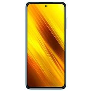 "Smartphone 6.67"" Xiaomi Poco X3 NFC - 6 Go RAM, 64 Go - Bleu (Vendeur tiers)"