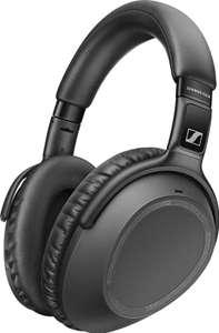 Casque audio sans fil Sennheiser PXC 550-II Wireless - Noir, Bluetooth, aptX (Via coupon)