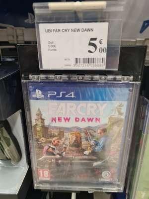 Sélection de jeux en promotion - Ex: Far Cry new Dawn sur PS4 - Aubiere (63)