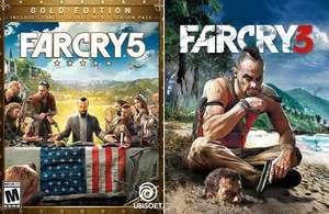 Far Cry 5 Gold + Far Cry 3 Classic sur PC (Dématérialisé - Ubi Connect)
