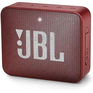 Enceinte Bluetooth JBL Go 2 - Rouge