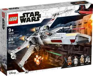 Jeu de construction Lego Star Wars - Le X-Wing Fighter de Luke Skywalker