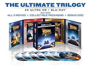 Trilogie Retour vers Le Futur en 4K Ultra HD + Bonus disc (avec VF)