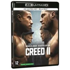 Blu-ray Creed II - 4K UHD