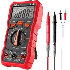 Multimètre numérique AoKoZo 21S (vendeur tiers)
