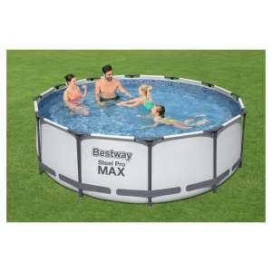 Piscine hors sol Bestway Steel Pro Max - 366 x 100 cm