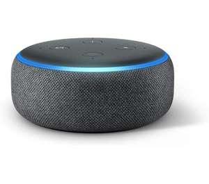 [Prime] Sélection d'enceintes connectées, caméras, alarmes, routeurs & autres en promotion - Ex : Echo Dot 3 (3ème génération)
