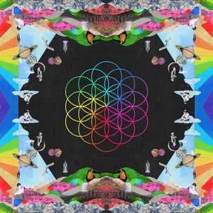 Vinyle Coldplay - A Head Full Of Dreams