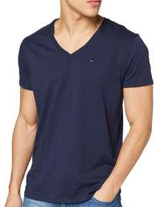 [Prime] T-shirt col en V Tommy Jeans pour Homme - Tailles XS à XXL