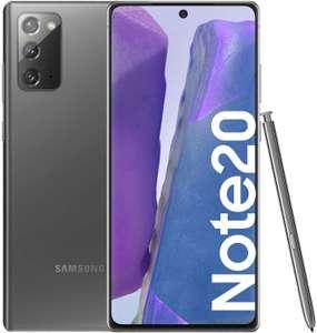 "[Prime ES] Smartphone 6.7"" Samsung Galaxy Note 20 4G - 12 Go RAM, 256 Go"