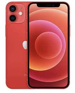 "[Prime] Smartphone 5.4"" Apple iPhone 12 Mini - 128 Go Product Red"