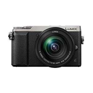[Prime] Appareil photo numérique hybride Panasonic Lumix GX80M + Objectif Lumix 12-60mm