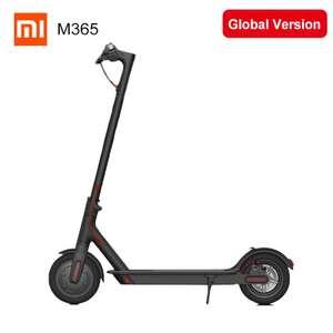 Trottinette électrique Xiaomi M365 - 25 km/h, 30km d'autonomie, noir (266,72€ avec le code FRJUNE20)