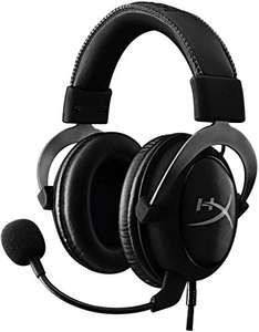 [Prime DE] Casque audio filaire Kingston HyperX Cloud II - coloris Gun Metal