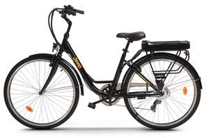 """Vélo à assistance électrique 28"""" Jeep City e-Bike"""