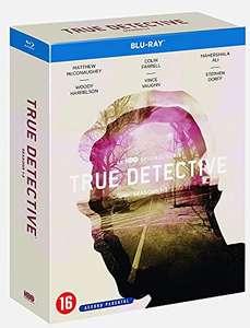 [Prime] Coffret Blu-ray : True détective saisons 1 a 3
