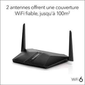 Routeur Netgear Nighthawk AX4 - WiFi 6 AX3000 (netgear.fr)