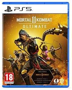 Mortal Kombat 11 Ultimate sur PS5 (Frais d'importation inclus)