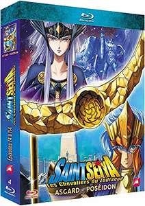 Coffret Blu-Ray n°3 Saint Seiya - Les Chevaliers du Zodiaque : Asgard/Poséidon (Épisodes 74 à 114)