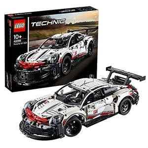 Jeu de construction Lego Technic - Porsche 911 RSR 42096 (Via coupon)