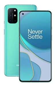 """[Prime IT] Smartphone 6.55"""" OnePlus 8T 5G - 12 Go de RAM, 256 Go, Vert"""