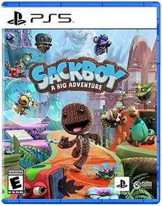 Sackboy: A Big Adventure sur PS5 (Frais de port inclus)