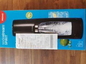 Machine à gazéifier l'eau SodaStream Spirit + Cylindre de CO2 - Le Pontet (84)