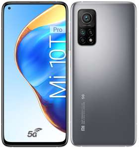 "Smartphone 6.67"" Xiaomi Mi 10T Pro 5G - 8 Go RAM, 256 Go (Via ODR 100€)"