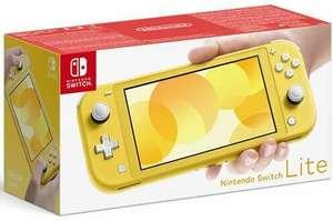 [Prime DE] Console Portable Nintendo Switch Lite