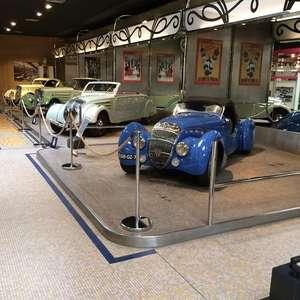 Entrée gratuite au Musée de l'Aventure Peugeot pour les propriétaires d'une Peugeot 106 - Sochaux (25)