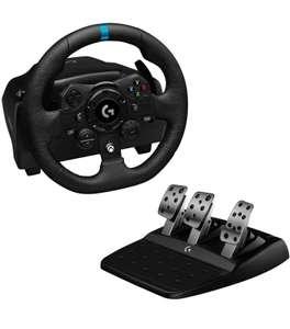 [Prime] Volant de Course et Pédalier Logitech G923 TrueForce pour Xbox et PC (Reconditionné - Comme neuf)