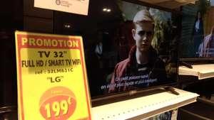"TV 32"" LG 32LM631C (full HD, LED, Smart TV) - Bonneuil-sur-Marne (94)"
