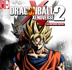 Dragon Ball Xenoverse 2 sur Nintendo Switch (Dématérialisé)