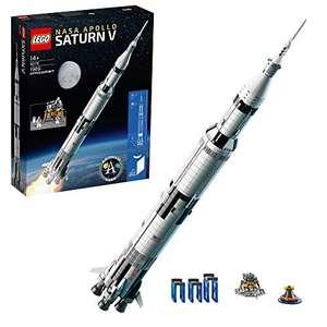 [Prime ES] Jeu de Construction Lego Ideas NASA Apolo Saturno V - 92176